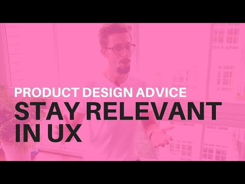 How to stay ahead of the game as a UX Designer in 2017