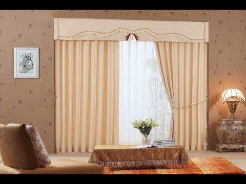 Шторы для Гостиной - фото - дизайн 2018 / Curtains for Living Room Photo Design
