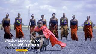 Kwanini Mmenyamaza? Official  Video Hd _ New Gethsemane  1080p