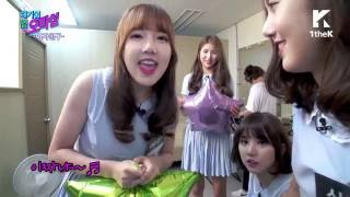 Gfriend With Helium Voice Compilation ( CUTENESS OVERLOAD )