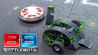 Ringmaster vs Ultimo Destructo: BattleBots Season 2 Qualifying Round