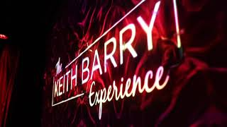 Launch night of The Keith Barry Experience