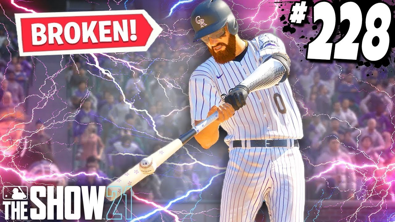 THE POWER IS INSANE! MLB The Show 21   Road To The Show Gameplay #228