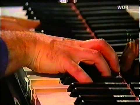 Christoph Spendel Piano Solo Live  Recorded  at  WDR Studio  Cologne