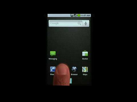 Nexus One - Contacts