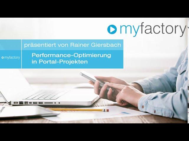 Portal-Projekte: Performance-Optimierung