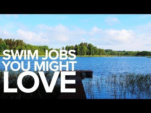 Swim Jobs You Might LOVE