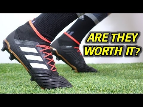 ARE THEY WORTH $140? - Adidas Predator 18.2 (Skystalker Pack) - Review + On Feet