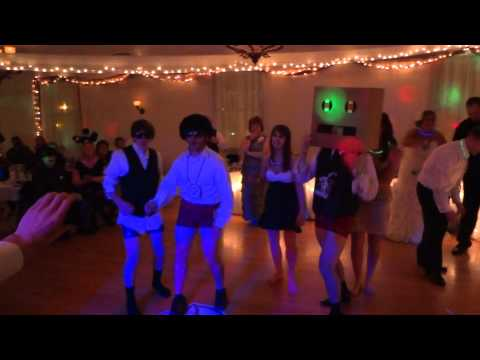 LMFAO - Sexy and I Know It (Wedding Rendition)