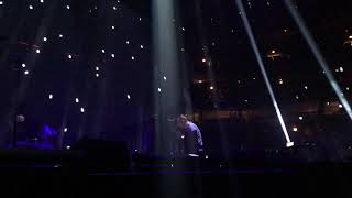 """First time as a """"full band""""...(just Thom and Colin)"""
