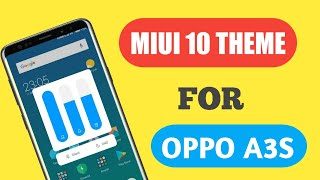 Miui 9 Theme For Oppo