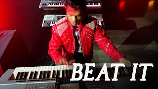 BEAT IT - JOSLIN - Michael Jackson Cover
