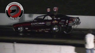 2014 Hot August Night Part 7 - Funny Car Exhibition Round 2