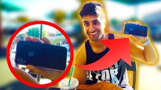 I GOT THE IPHONE X EARLY?!