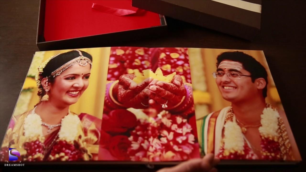 Indian Wedding Album Sample Best Indian Wedding Album Flush Mount Album Youtube