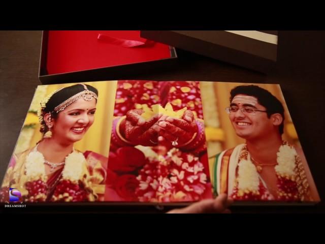 Indian Wedding Album sample | Best Indian wedding album | Flush mount Album