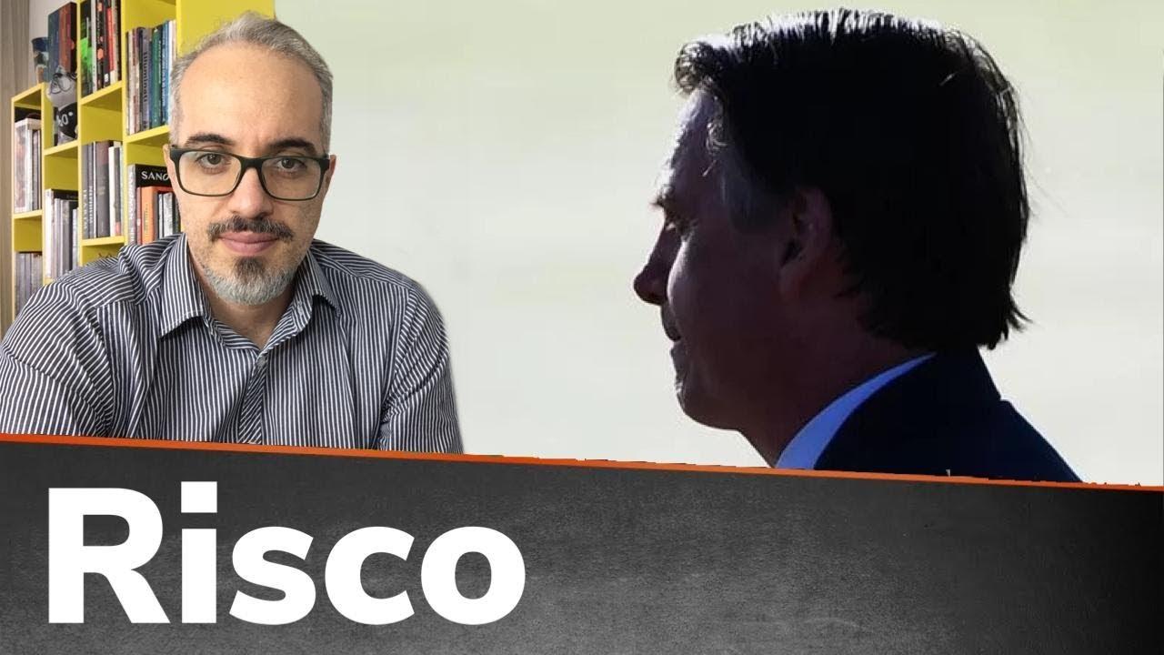 ALERTA: GOVERNO BOLSONARO CONTINUA SOB ENORME RISC0