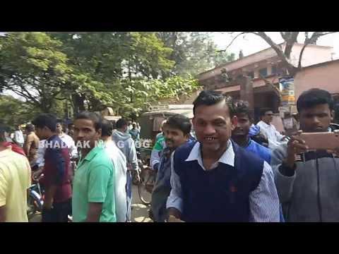 Cobra Snake Rescue At- Jaganathpur, In Front Of Govt Girls High School, Bhadrak