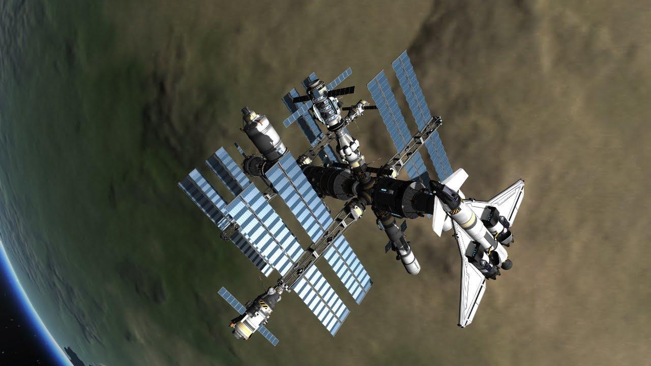 how to build satellite ksp