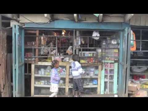 Kibera: Inside Africa's largest slum