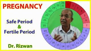 Pregnancy Fertile and Safe Period In Urdu Hindi By Dr. Rizwan
