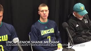 UNCW vs Furman in NCAA men's soccer tournament highlights