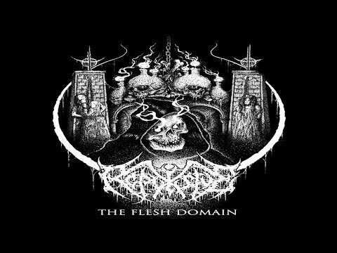 • REPULSIVE - The Flesh Domain [Full EP Album] Old School Death Metal