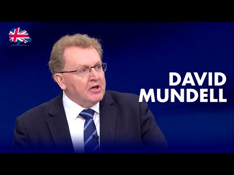 David Mundell: Speech to Conservative Party Conference 2015
