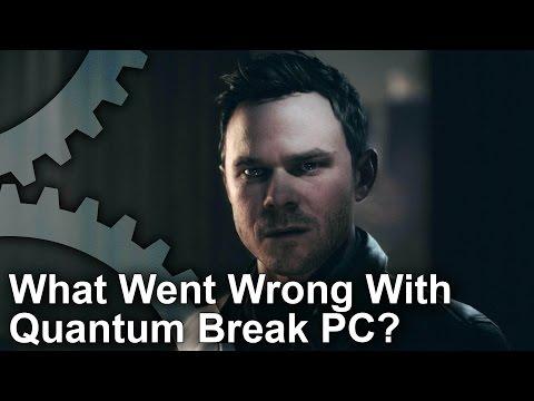 Quantum Break PC Performance: GTX 970 vs R9 390 - What Went Wrong?