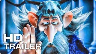 АСТЕРИКС И ТАЙНОЕ ЗЕЛЬЕ ✩ Трейлер #2 (2019) Мультфильм
