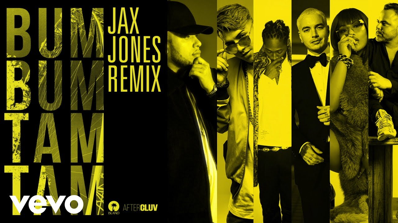 Mc Fioti, Future, J. Balvin, Stefflon Don, Juan Magan - Bum Bum Tam Tam (Jax Jones Remix)
