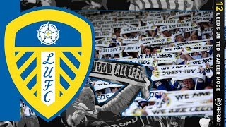 WE'RE BACK IN BUSINESS BUT WITH A CRUEL TWIST!! FIFA 20 | Leeds United Career Mode S5 Ep12