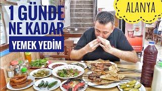 Gambar cover 1 GÜNDE DÜNYALARI YEDİM / ALANYA LEZZET DURAKLARI