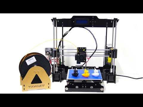 Cheap 3D Printer Kit - 3DCSTAR Review