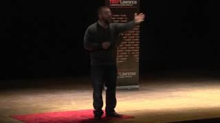 Human-canine healing | Anthony Barnett | TEDxLawrence