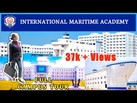 MY COLLEGE - International Maritime Academy - IMA  CHENNAI