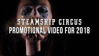 Steamship Circus: Promotional Video - Contemporary Circus Performance and Events Entertainers