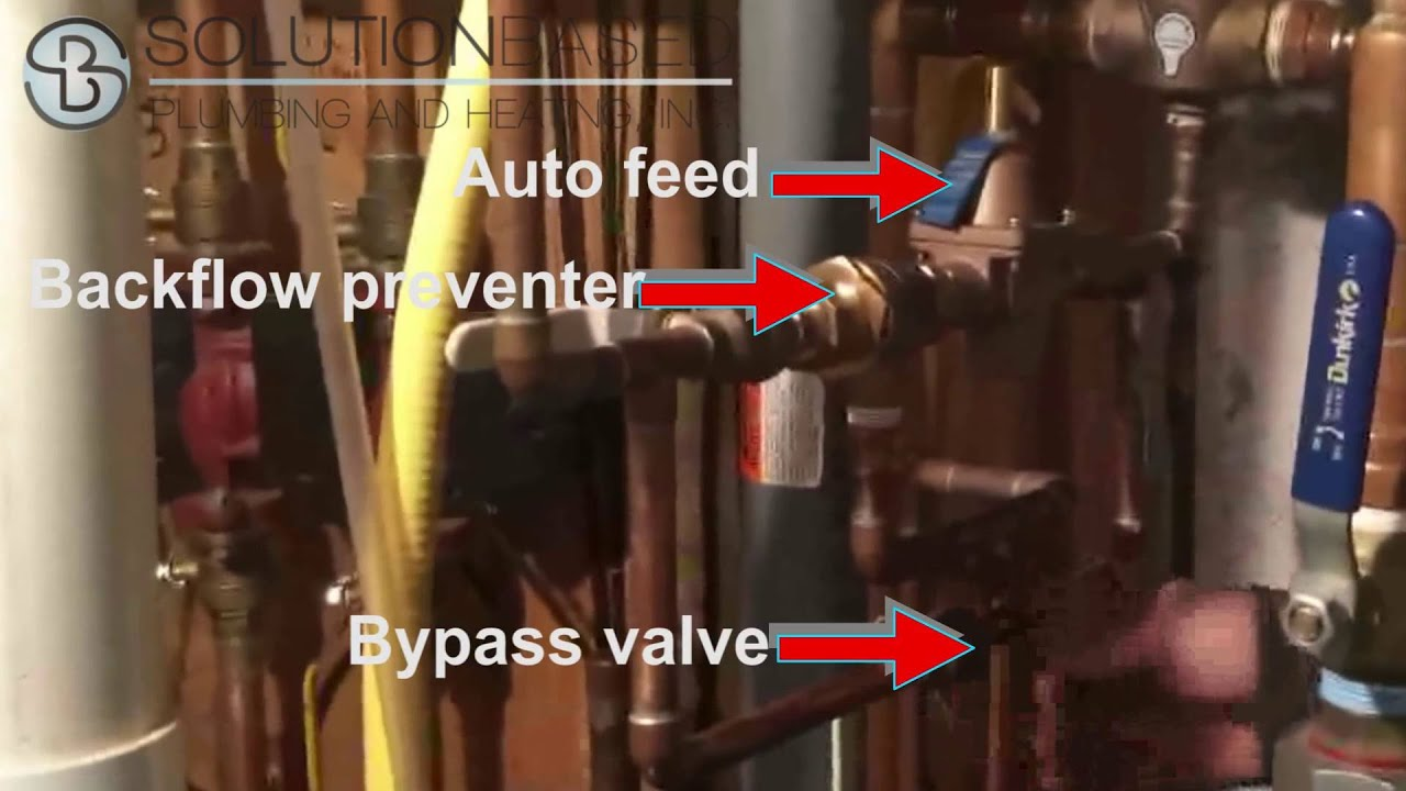 Boiler Pressure: Checking, Bleeding and Filling Your System