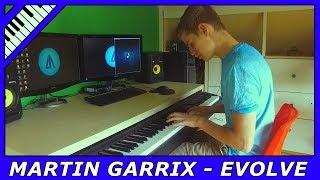 Download lagu Martin Garrix & Justin Mylo - Burn Out [Evolve] (Piano cover by Max Pandèmix)