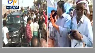 YS Jagan Face to Face With Farmers At Guntur District