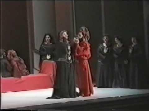 Annick MASSIS ~ 1998 LE COMTE ORY En Proie à La Tristesse  2 FIRENZE