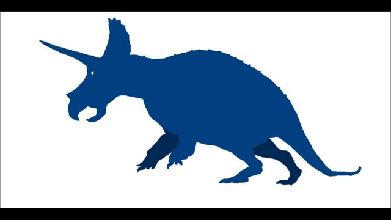 PPBA Triceratops vs Stegosaurus - YouTube