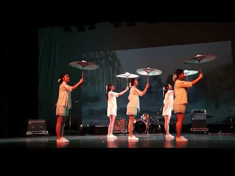 Chinese Dance: perperform by Laguardia CC Dancer