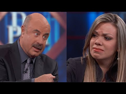 Dr. Phil To Admitted Catfish: 'I Think You Have Experienced Trauma In Your Life'