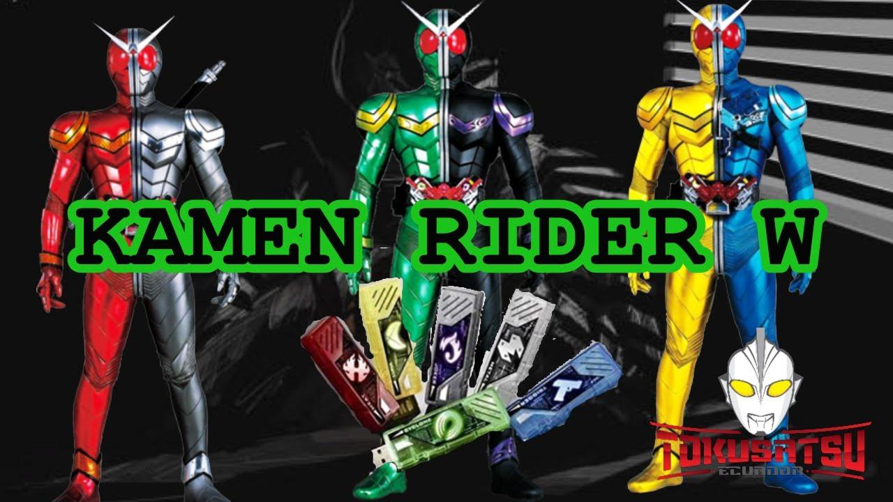 Los Archivos de Kamen Rider W
