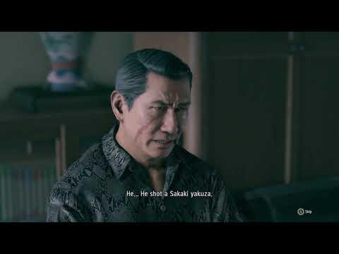Yakuza  Like a Dragon part7a ichiban going to jail?! |