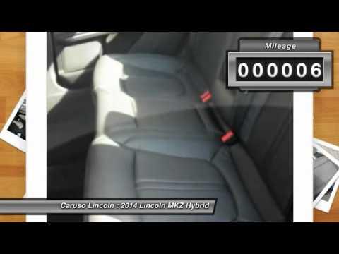 2014 Lincoln MKZ Hybrid Long Beach CA 24075
