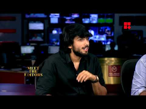 MEET THE EDITORS WITH KALIDAS JAYARAM & ABRID SHINE_Reporter Live