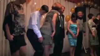 Пьяные.Приколы на свадьбе