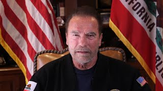 video: Arnold Schwarzenegger compares US Capitol insurrection to Kristallnacht